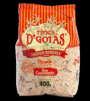 Chef Meat - Farofa - D'Goiás - Picante