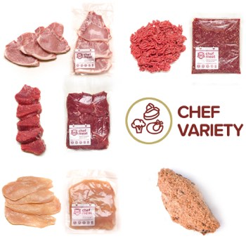 Chef Meat - Kit - Chef Variety Kit - Chef Variety