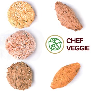 Chef Meat - Kit - Chef Veggie Kit Chef Veggie