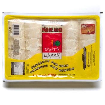 Chef Meat - Pão de alho - Santa Massa