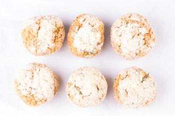 Chef Meat - Bolinho de Quinoa | Chef Veggie Bolinho de Quinoa