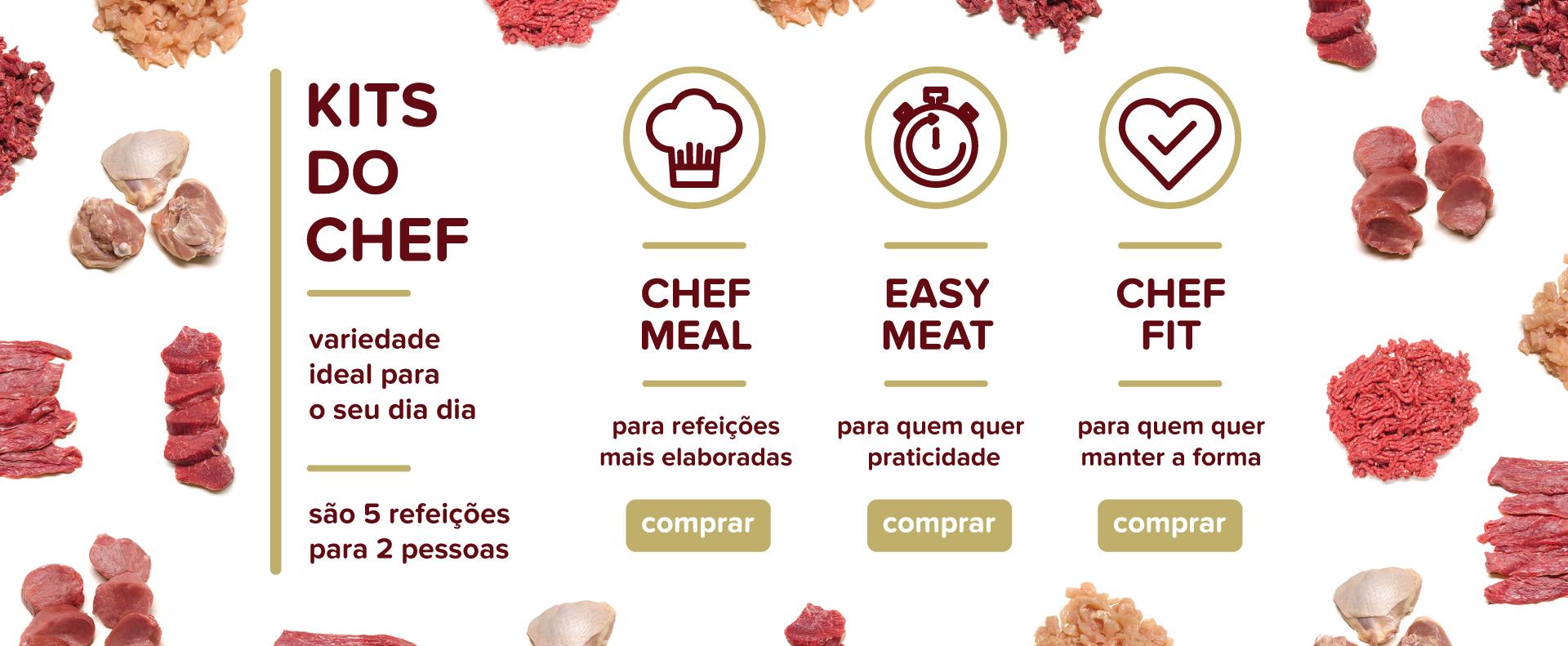 Chef Meat - Compre carnes de qualidade online